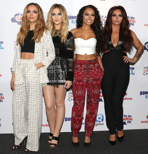 Capital FM Summertime Ball 2014: Little Mix