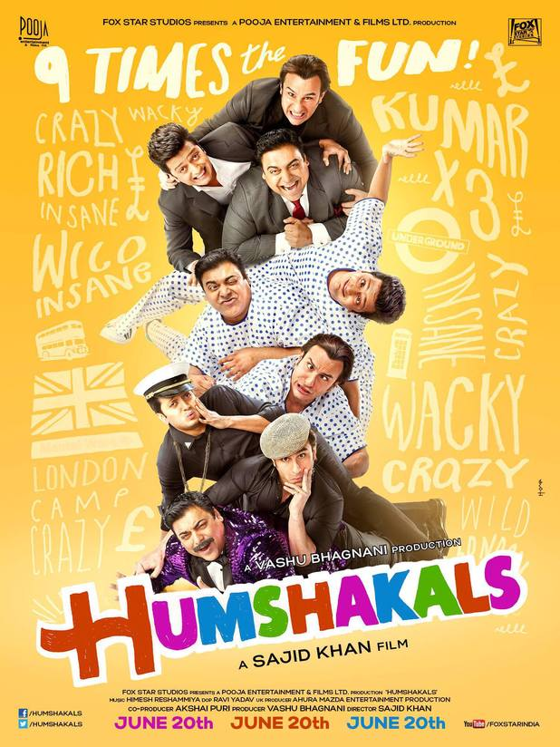 Humshakals Movies