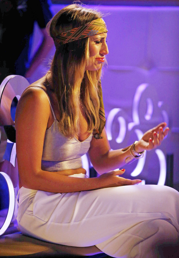 'The Only Way Is Essex' cast in Tibu Nightclub, Marbella, Spain - Jun 2014 Ferne McCann 11 Jun 2014