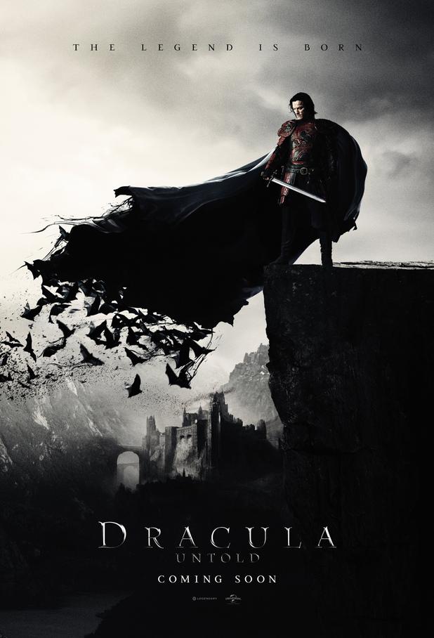 Dracula Untold teaser poster