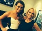 See Lea Michele, Kristin Chenoweth do Wicked