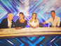 X Factor judges: The first panel picture