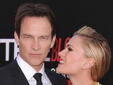 'True Blood' season 7 premiere, Los Angeles, America - 17 Jun 2014 Stephen Moyer and Anna Paquin 17 Jun 2014