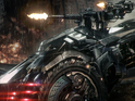 We play with the Batmobile in Rocksteady's impressive open-world sequel at E3 2014.