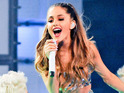 Total Ariana Live includes premiere of the popstar's latest song 'Break Free'.