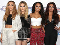 Jesy Nelson teases plans to work with some exciting American producers.