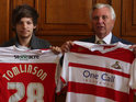 "One Direction singer and Doncaster Rovers co-owner says the team ""look fit""."