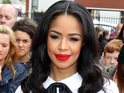 "Sarah-Jane Crawford says Cheryl and Jean-Bernard look ""really happy""."