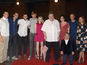 Helena Bonham-Carter, Robbie Coltrane and Tom Felton among cast at red carpet launch.