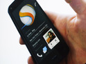 The Fire Phone features a 3D display and quad-core 2.2GHz chip.