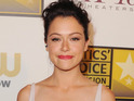 The Orphan Black actress is starring in the indie drama.