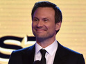 Christian Slater speaks onstage during the 4th Annual Critics' Choice Television Awards