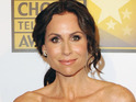 Minnie Driver is cast as the adult Wendy Darling in Peter Pan Live!.