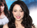 Leah Gibson is also cast as waitress Lucy on the upcoming A&E series.