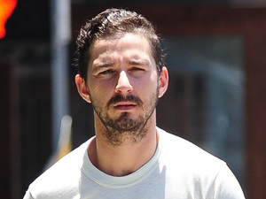 Shia labeouf cut his own face and had tooth removed for fury role