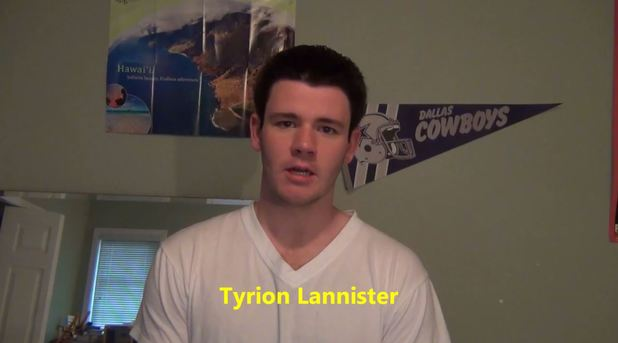 Steve Love's Game of Thrones impressions