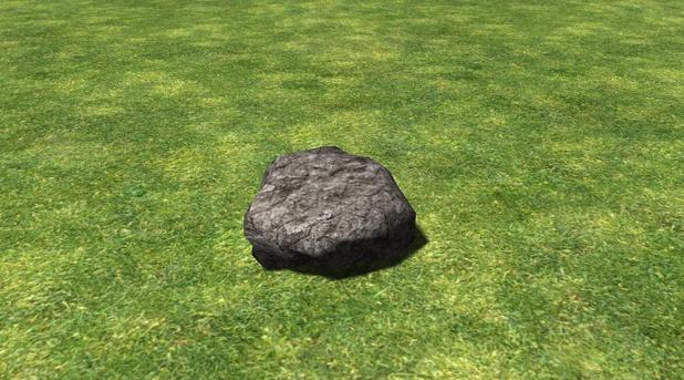 "Rock Simulator allows players to watch ""beautiful rocks in any location in the world"""
