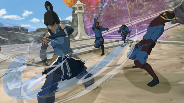 The Legend of Korra game