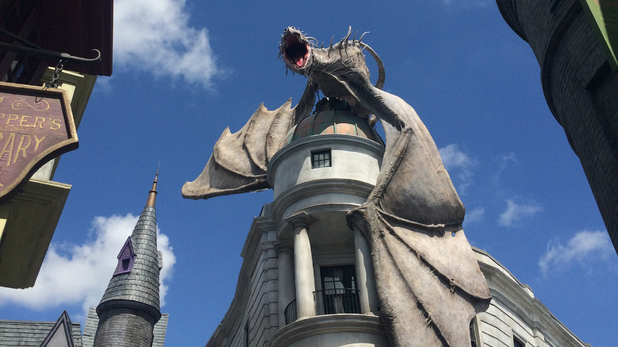 Harry Potter Diagon Alley Universal Orlando