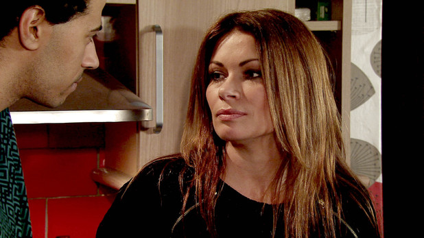 Will Luke respond to Carla's advances?