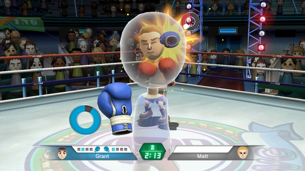 Wii Sports Club: Boxing