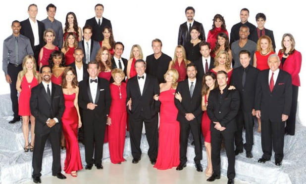 The Young & The Restless cast