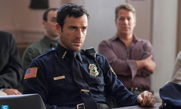 Justin Theroux as Kevin Garvey in The Leftovers