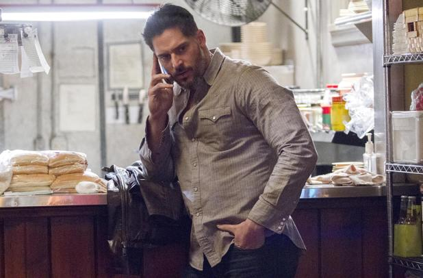 Joe Manganiello in True Blood series 7