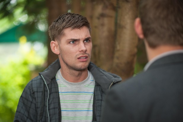 John Paul tells Ste about the gun
