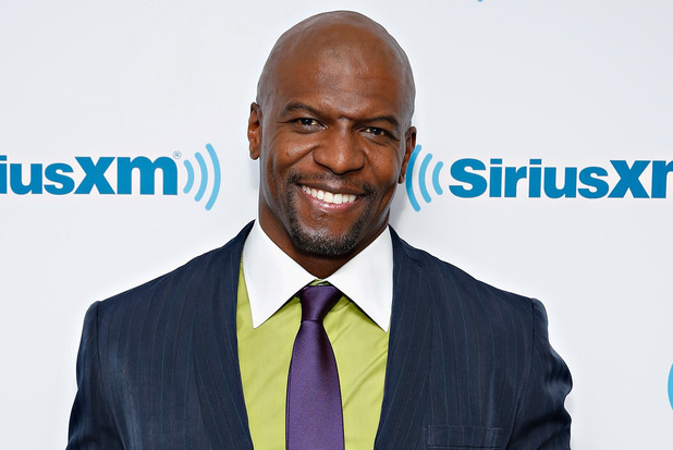 Terry Crews visits the SiriusXM Studios