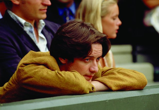 James McAvoy in Wimbledon (2004)