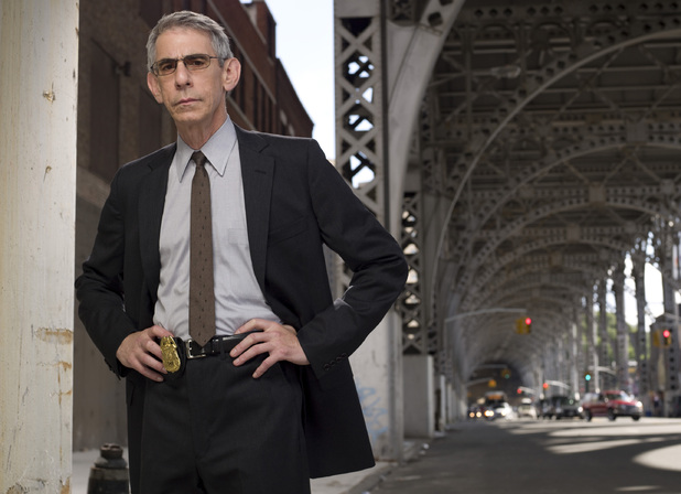 Richard Belzer as Det. John Munch in Law & Order: Special Victims Unit