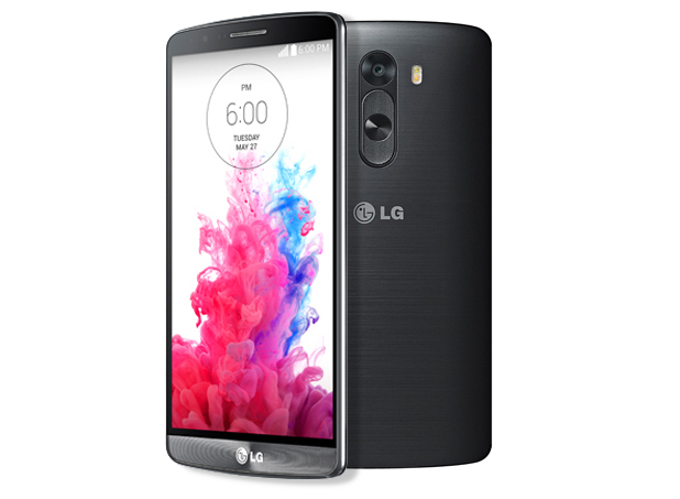 The LG G3 smartphone