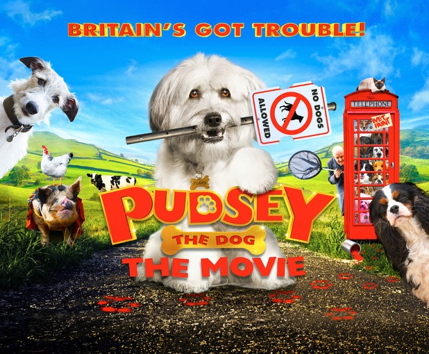 watch online :Pudsey the Dog: The Movie 2014