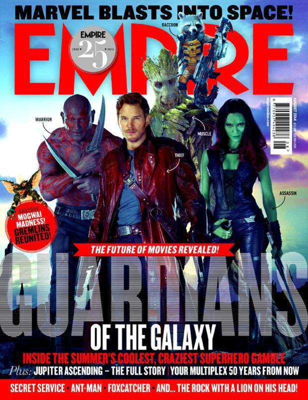 Guardians of the Galaxy: Empire's hero cover