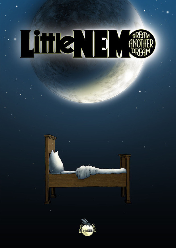Little Nemo: Dream Another Dream cover