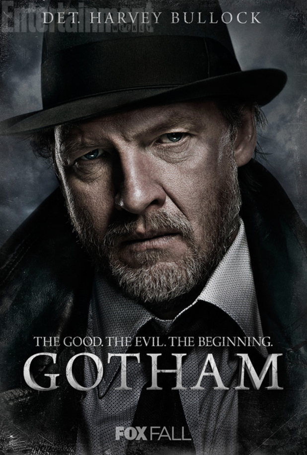 Donal Logue as Det Harvey Bullock