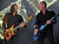 Metallica for Late Late Show residency