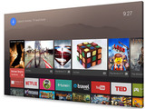 The Android TV content interface