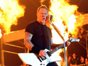 'Enter Sandman' is the band's most-listened to song on Spotify.