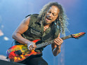 Kirk Hammett warns other musicians to ensure their phones are backed up.
