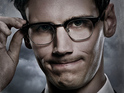 Cory Michael Smith says he's not been influenced by Frank Gorshin or Jim Carrey.