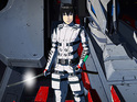 Knights of Sidonia is based on the popular manga series by Tsutomu Nihei.