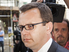 Andy Coulson released from prison after 20 weeks on electronic tag