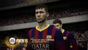 FIFA 15 trailer explores game's 'incredible visuals'