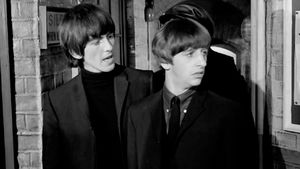A Hard Day's Night clip | 'Can't Buy Me Love'