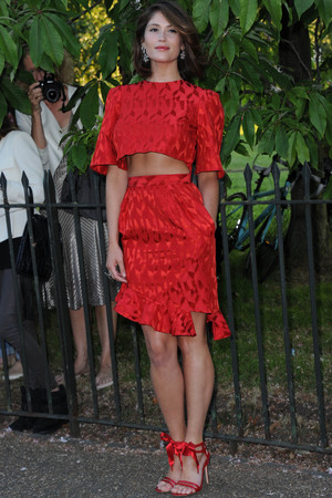LONDON, ENGLAND - JULY 01: Gemma Arterton attends the annual Serpentine Galley Summer Party at The Serpentine Gallery on July 1, 2014 in London, England. (Photo by Stuart C. Wilson/Getty Images)