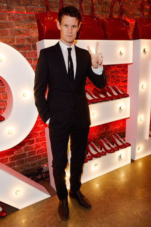 Launch Party To Celebrate Virgin Atlantic's New Vivienne Westwood Uniform Collection Matt Smith