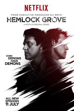 Hemlock Grove Season 2 character poster: Norman
