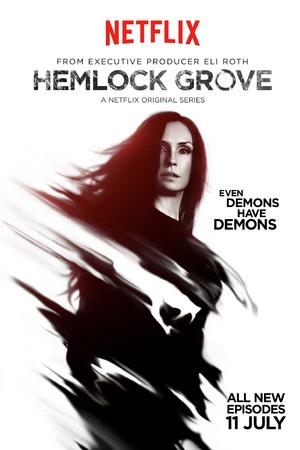 Hemlock Grove Season 2 character poster: Olivia